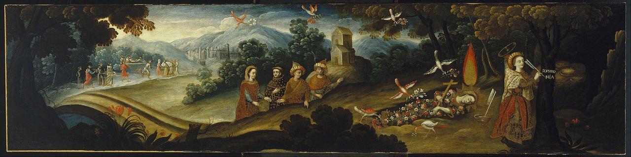 Diego Quispe peinture