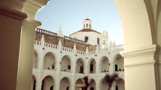 Monastère San Felipe à Sucre