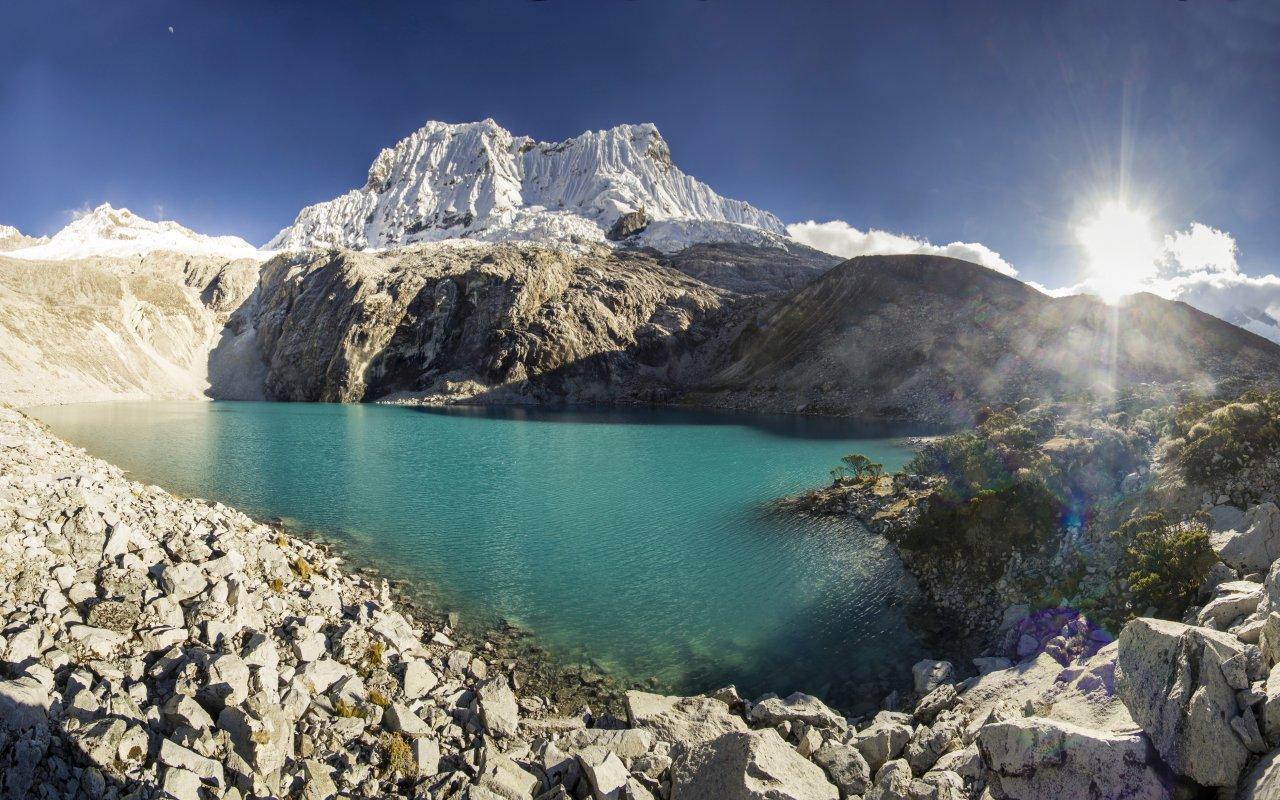 Trek au nord du Pérou : Laguna 69