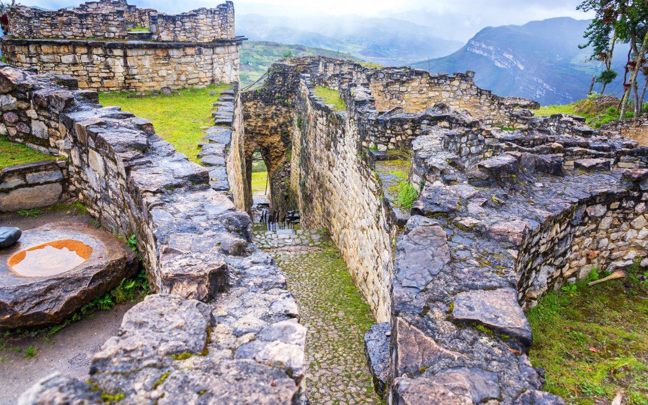 Ruines de Kualep