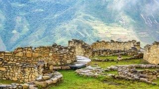 Ruines Kuelap Chachapoyas