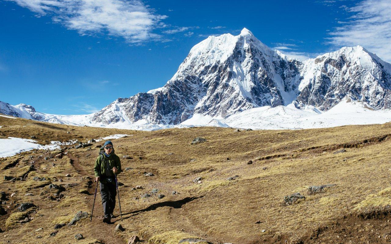 Vilcanota,trek de l'Ausangate, Pérou