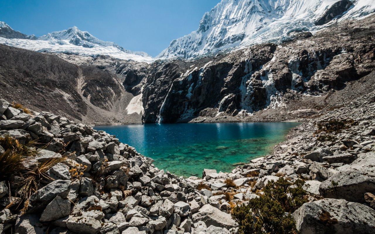 Trek de Huaraz, Laguna 69