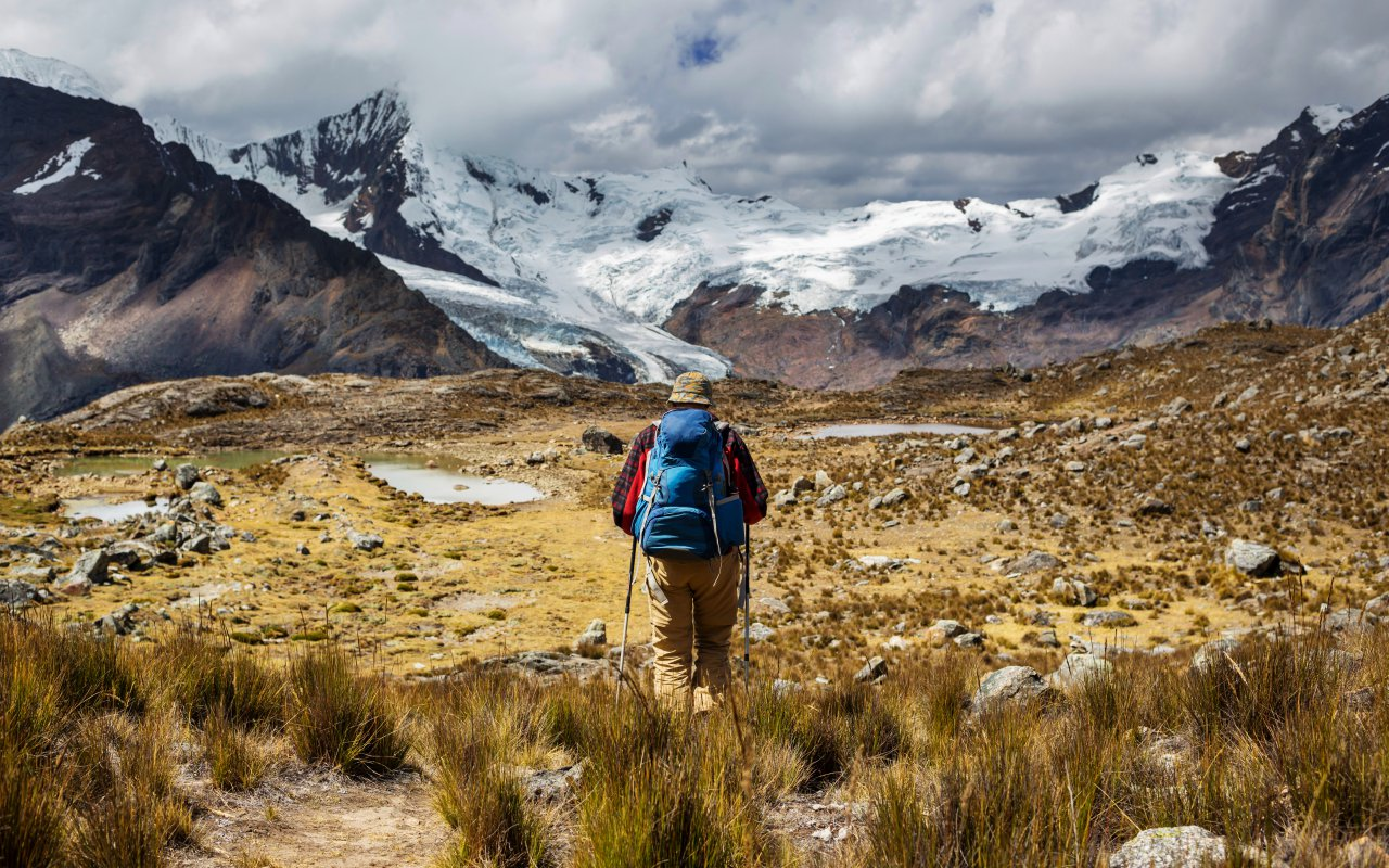Trek en haute altitude au Pérou