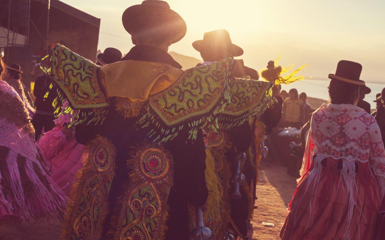 Candelaria, fête traditionnelle Péruvienne