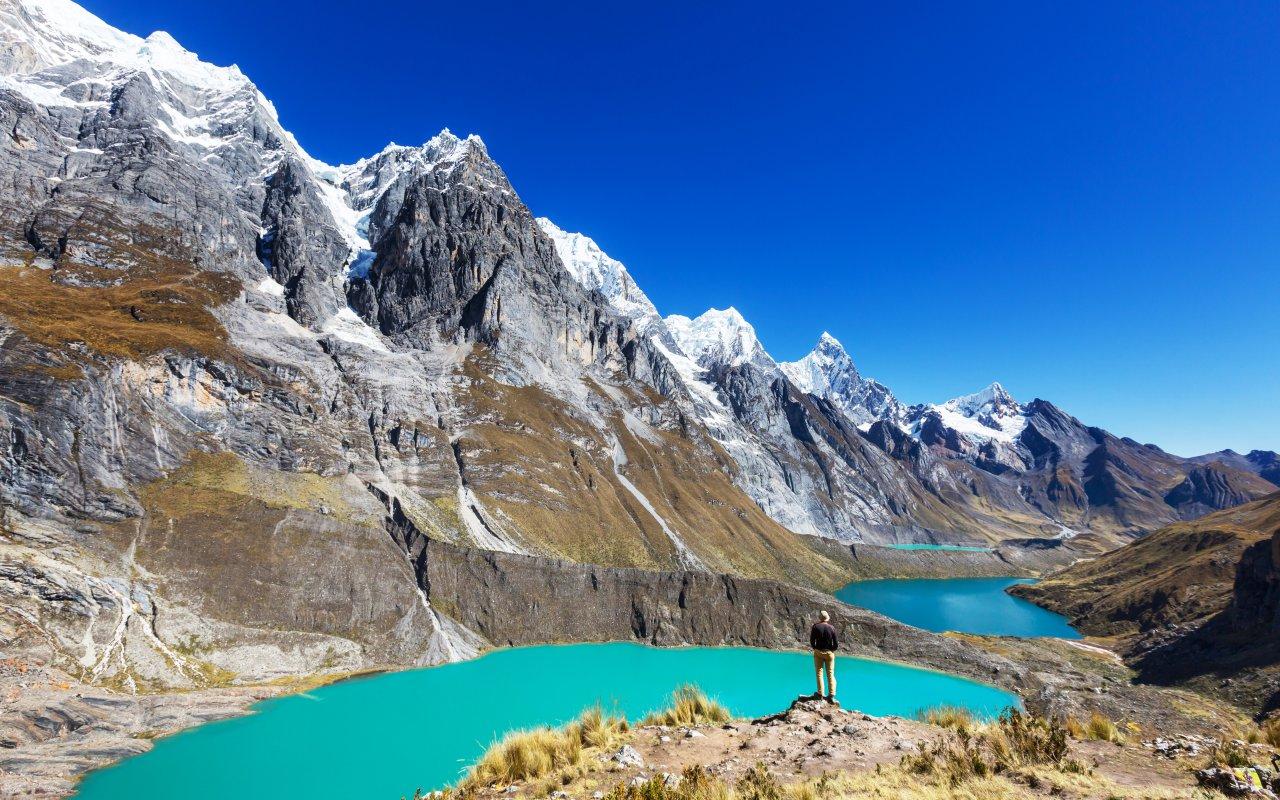 Huayhuash, Peru