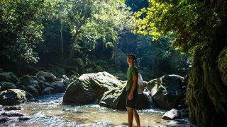 Tarapoto en amazonie