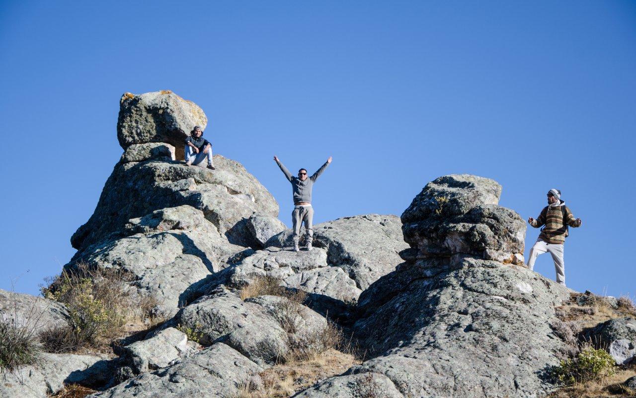 Les roches de Marcahuasi