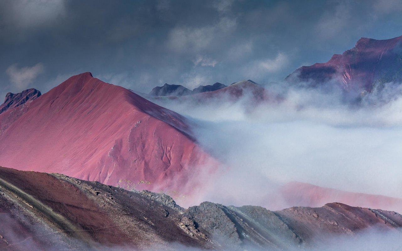 Trek de l'ausangate au Pérou