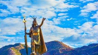 La chute des Incas