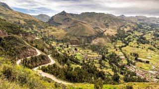 Visiter les ruines de la vallée sacrée des Incas