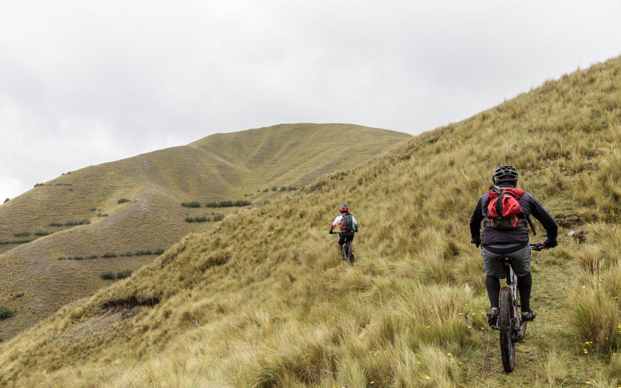 Vtt en Vallée Sacrée au Pérou