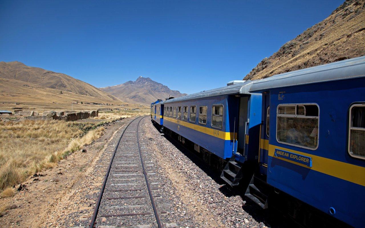 Andean explorera au Pérou