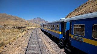 Le Belmond Andean Explorer : Escapade en train de luxe