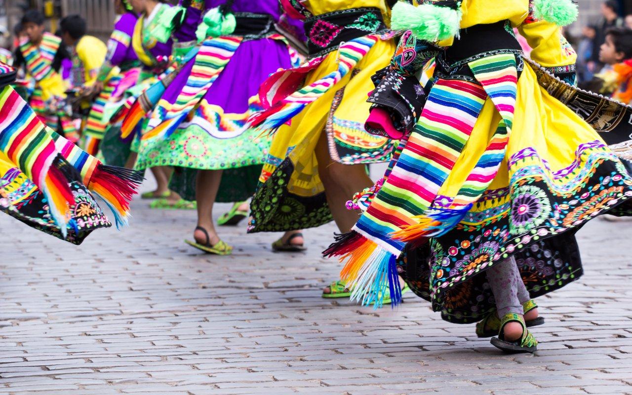 Carnaval péruvien