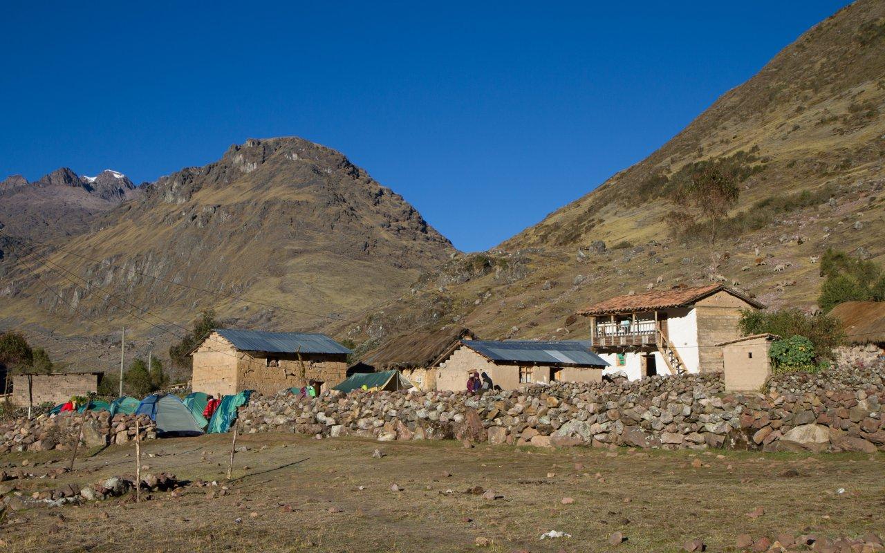 voyage au Pérou trek de Lares