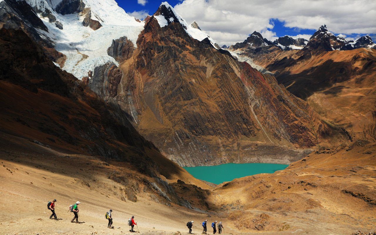 Trekking de Huayhuash, Perou