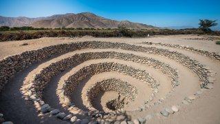 Le mystère des trous de Nazca élucidé !