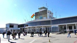Aeroport de La Paz