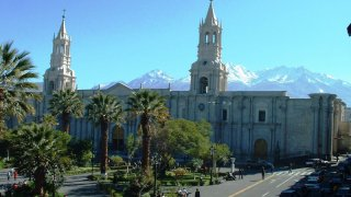 Cathedrale arequipa