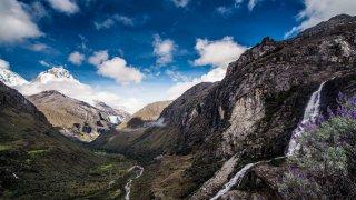 Huaraz & la Cordillère Blanche