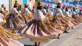 Le grand Carnaval de Puno