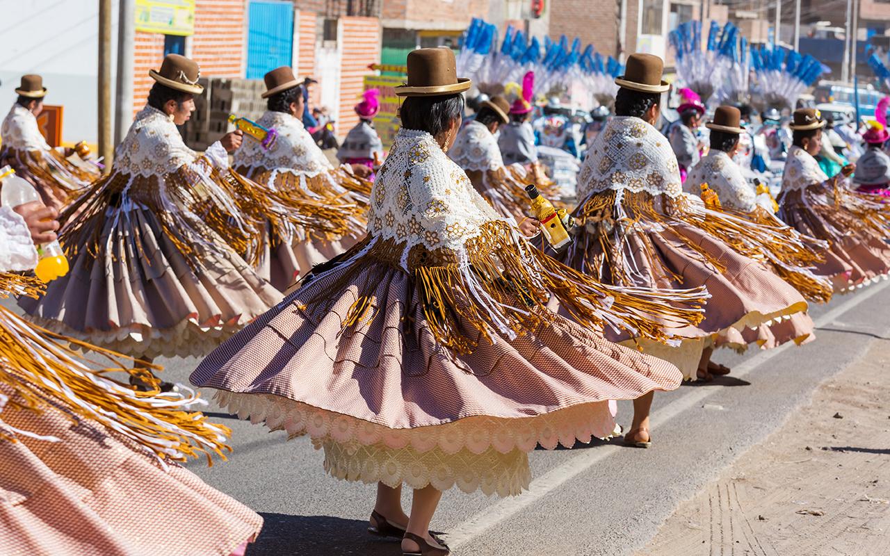 danseuses traditionnelles