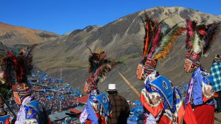 Découverte du Pérou et de la fête du soleil