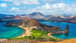 Galapagos en Equateur