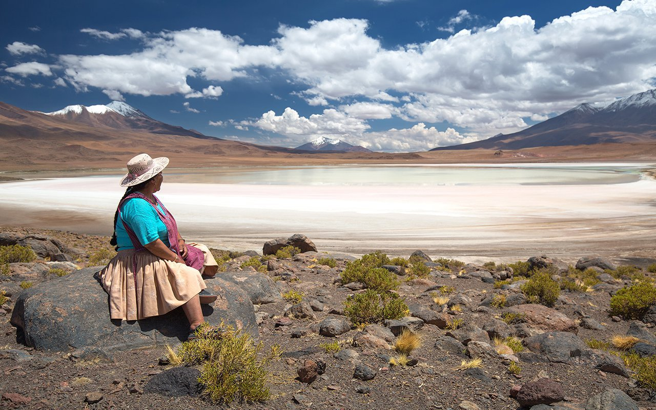 La Trilogie Andine : Pérou Bolivie Chili