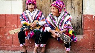Voyage en famille au Pérou