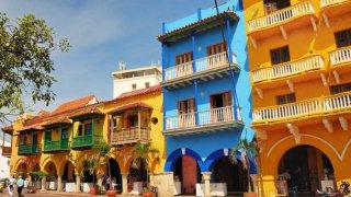 Plaza Coches à Carthagène