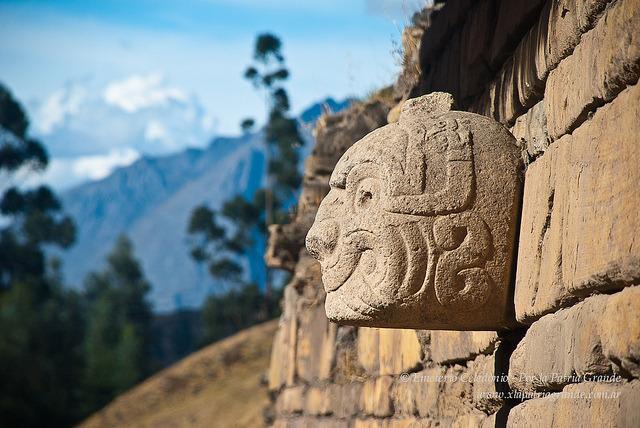 Machu Picchu au Pérou site de l'Unesco