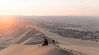 Activités et excursions sur la côte pacifique du Pérou