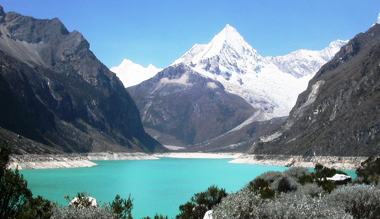 Lagune vers Huaraz
