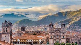 Centre-ville de Cusco
