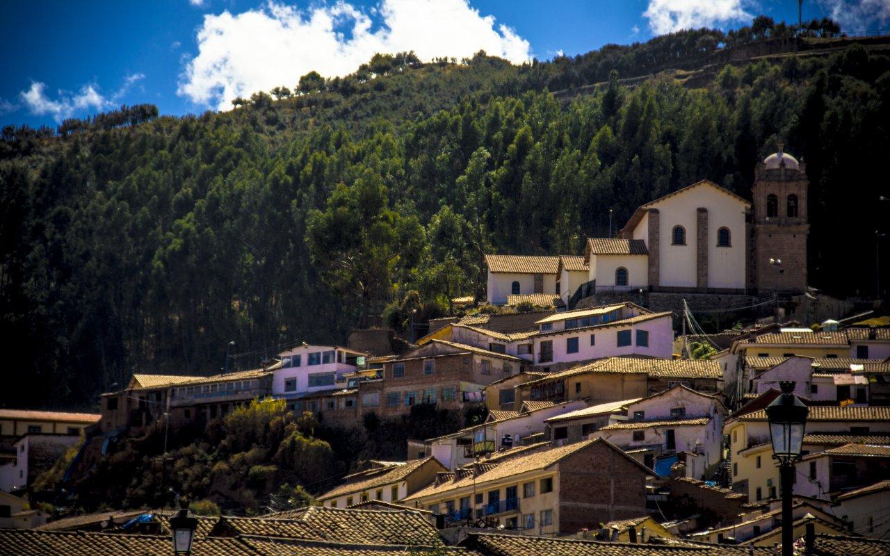 Découverte ville Cusco San Blas Peru