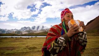 instrument musique péruvien