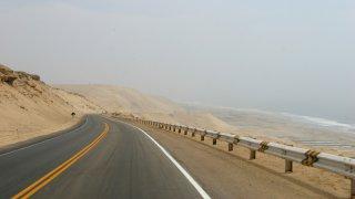 Route Panamericaine sud