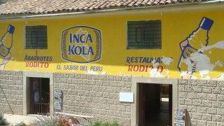 Inca Kola, le soda national du Pérou