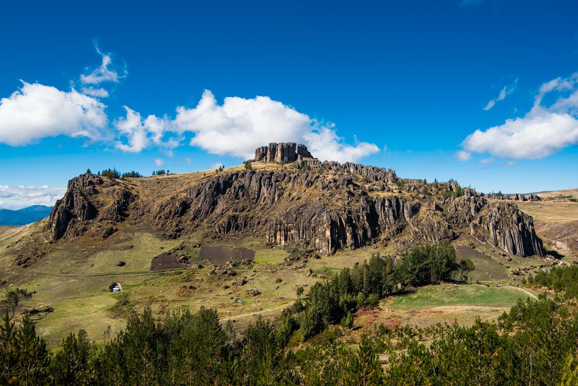 Région haute du Pérou