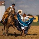 Danse de cheval de paso