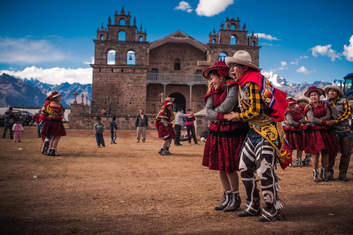 Festival au Pérou