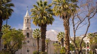 Arequipa, la belle du sud