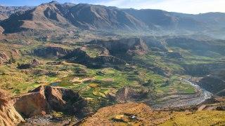 Le canyon du Colca