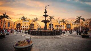 Centre historique, Lima