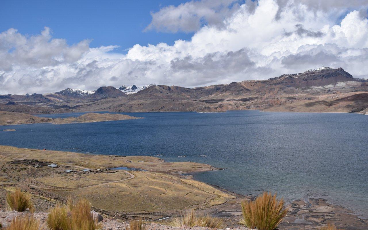 Sur la route entre Huancavelica et Ayacucho