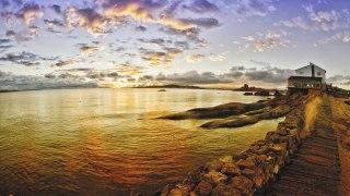 Coucher soleil Titilaka