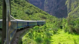 Train Visite Machu Picchu Perou