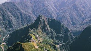 Montaña Machu Picchu visite